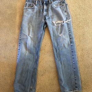 Levis Jeans 505. Size 33/30.